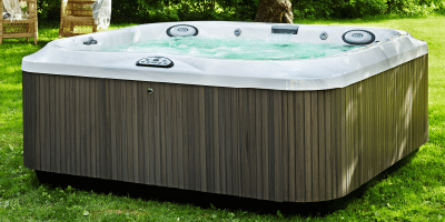 Jacuzzi Hot Tub J-300 Collection Design in Manitoba