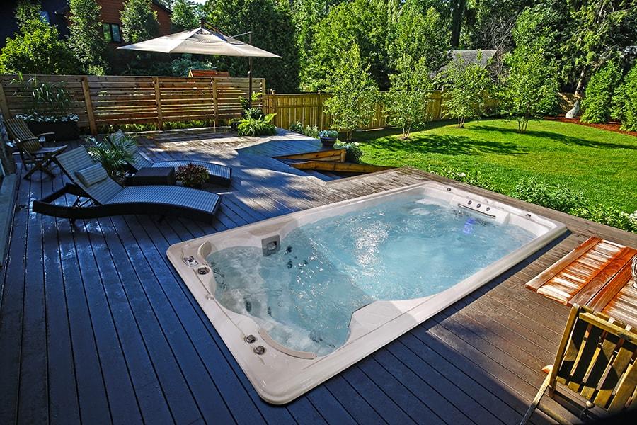 Swim Spas in Manitoba