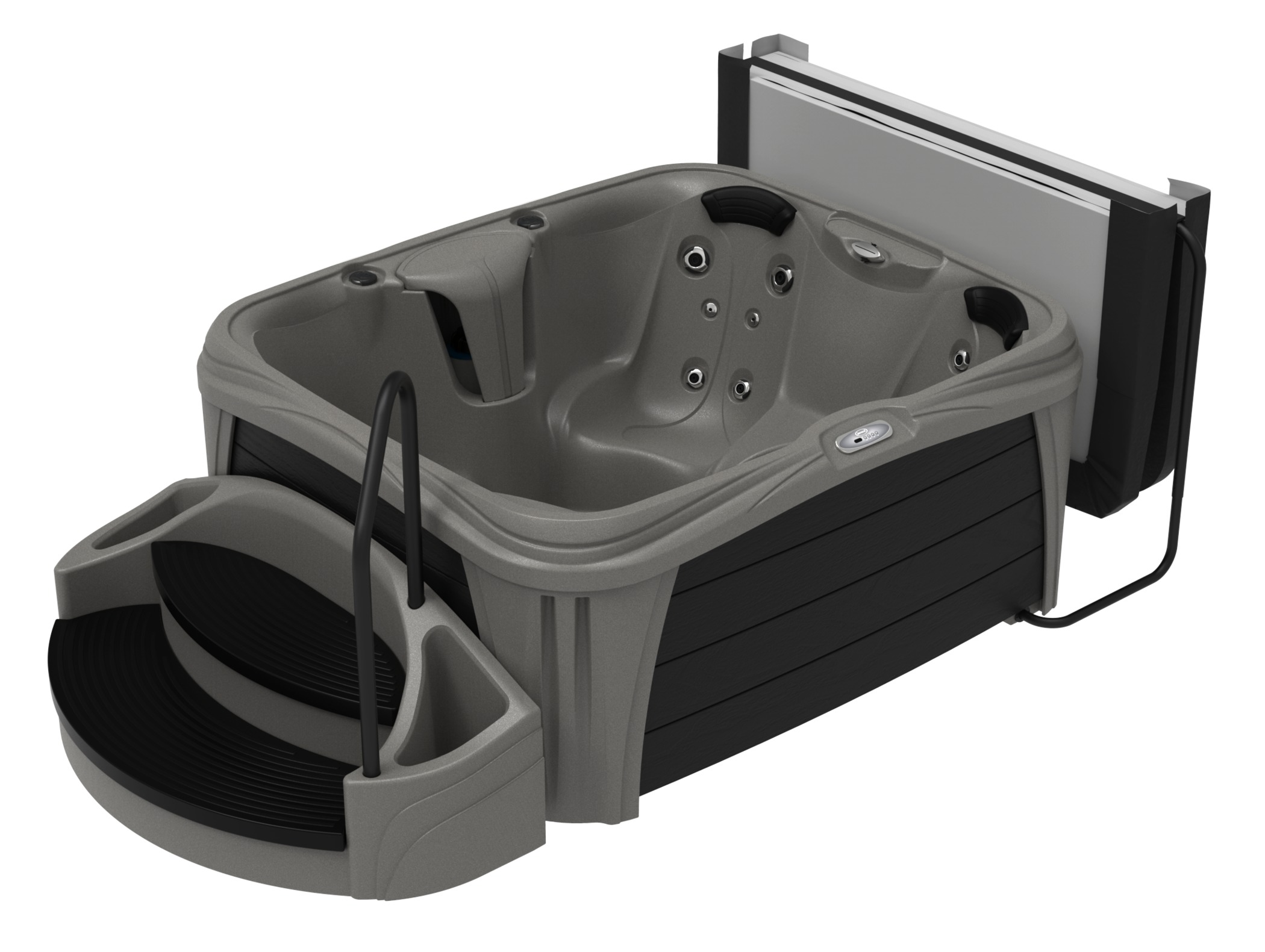 Jacuzzi Hot Tub from the Play Collection
