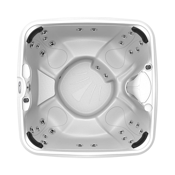 Jacuzzi Echo play collection hot tub