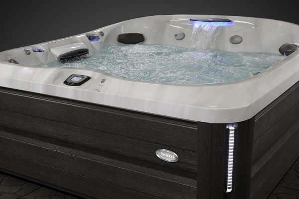 Jacuzzi Hot Tub Cabinet Dark Gray in Manitoba