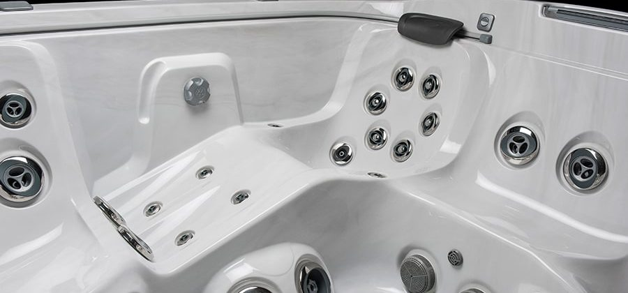 Jacuzzi Hot Tub Seating in Manitoba